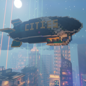 McCities Blimp